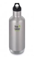 946ml/32oz Kanteen® Classic Vacuum Insulated (mit Loop Cap)-BS