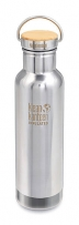 592ml/20oz Kanteen® Reflect Vacuum Insulated (mit Bamboo Cap) - MS