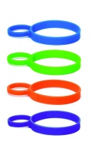 Silikon Tragering für Kanteen® Trinkbecher- 4er Pack