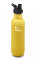 800ml/27oz Kanteen® Classic (mit Sport Cap 3.0)-Coastal Waters