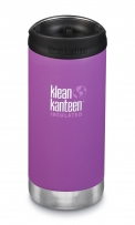 355ml/12oz Kanteen® TKWide VACUUM INSULATED (mit Café Cap) - BB