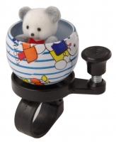 Liix Funny Bell Cute Bear