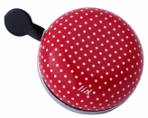Liix Ding Dong Bell Polka Dots red