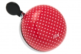Liix Mini Ding Dong Bell Polka Dots Red