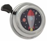 Liix Colour Bell Rocket Chrome