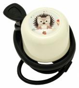 Liix Scooter Bell Hedgehog Cream (7638)