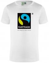 Fairtrade Promoshirt Kinder