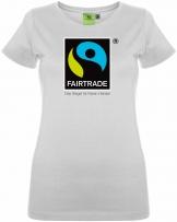 Fairtrade Promoshirt Frauen