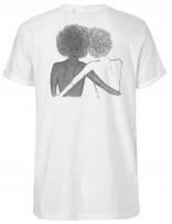 Lara Schick & Laura - T-Shirt (Roll-Up)