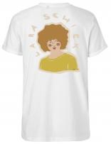 Lara Schick - T-Shirt Coloured V2 (Roll-Up)