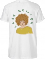 Lara Schick - T-Shirt Coloured (Roll-Up)