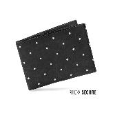 Portmonnaie secure Polka Dots