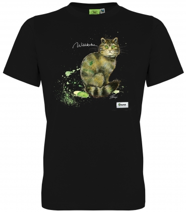 T-Shirt Unisex Jacob - Version 2 (Wildkatze)