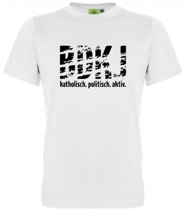 BDKJ UNISEX T-Shirt weiß