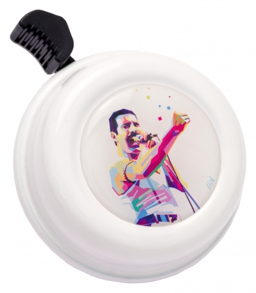 (7253) Liix Colour Bell Freddy White