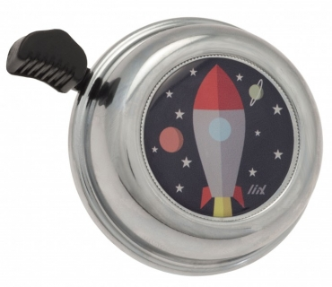 Liix Colour Bell Rocket Chrome