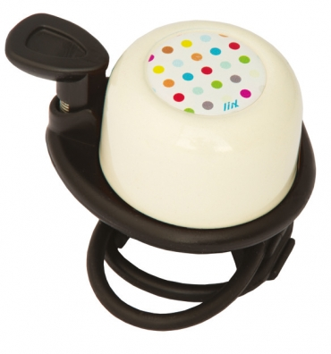 Liix Scooter Bell Polka Dots