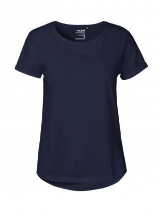 Neutral® Roll-Up T-Shirt Frauen