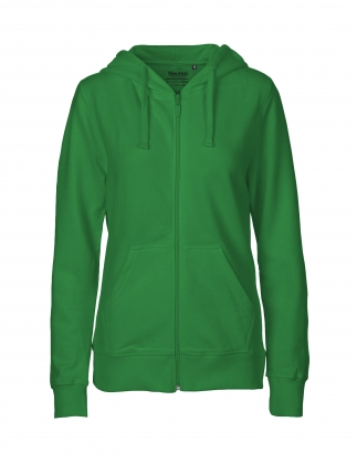 Neutral® Hoodie Zipped Frauen
