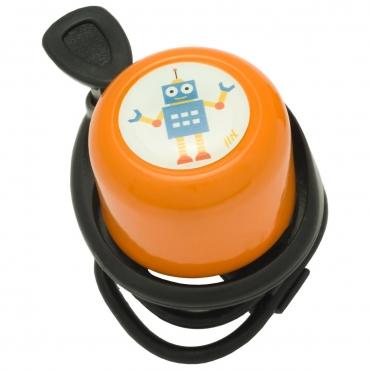 Liix Scooter Bell Robot Orange