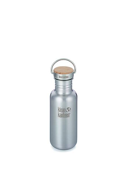532ml/18oz Kanteen® Reflect (mit Stainless Unibody Bamboo Cap) - BS