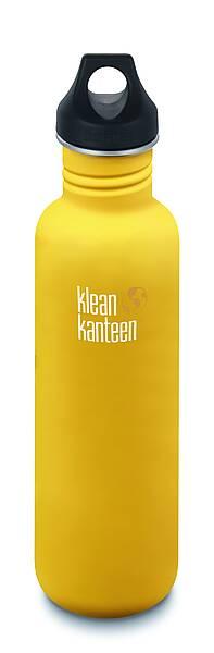 800ml/27oz Kanteen® Classic (mit Loop Cap)-LC