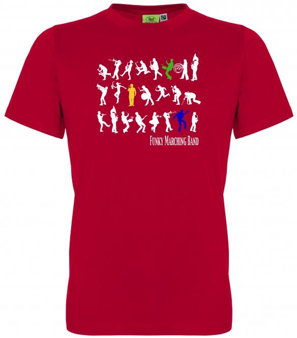 Funky Marching Band Männer (3FREUNDE®)