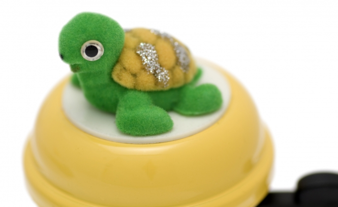Liix Funny Bell Turtle
