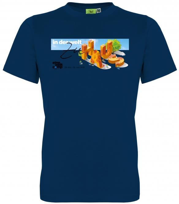 Eine Welt Camp - T-Shirt Männer (Jacob)