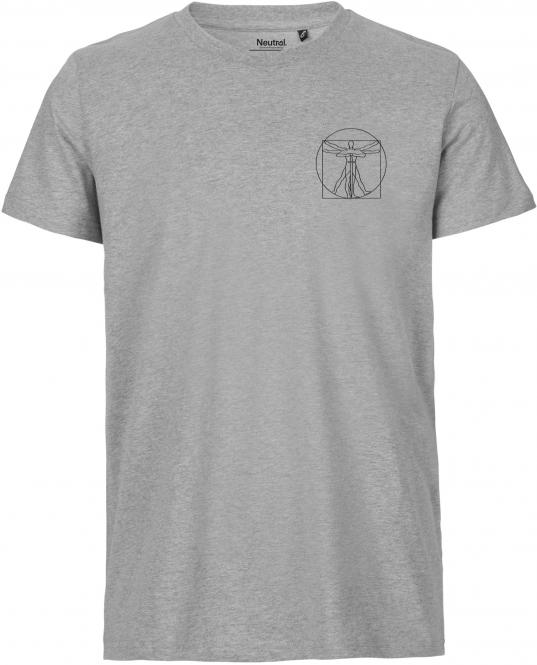 T-Shirt (Männer/Unisex) - Schule des inneren Schwertes