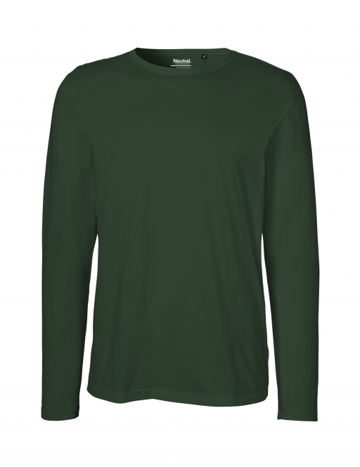 Neutral® Langarm T-Shirt Männer