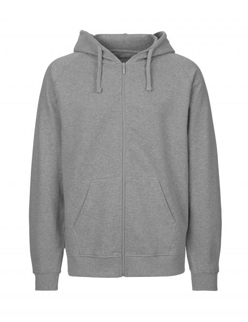 Neutral® Hoodie Zipped Männer