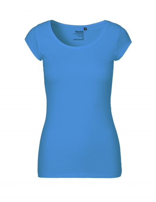 Neutral® T-Shirt Rundhals-Ausschnitt Frauen