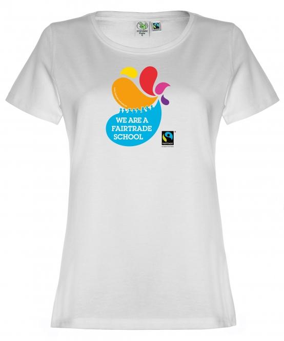 Fairtrade Schools Damen (Paula)