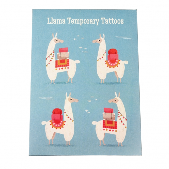 "Tattoos ""Dolly Llama"""
