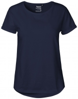 Neutral® Roll-Up T-Shirt Frauen